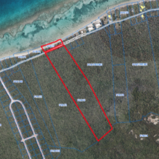 LITTLE CAYMAN EAST BLOCK 91A PARCELS 15 and 16 (Co-E)