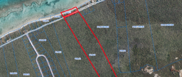 LITTLE CAYMAN EAST BLOCK 91A PARCELS 15 & 16