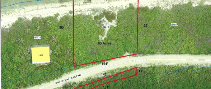 LITTLE CAYMAN EAST BLK 84A PARCEL 13 NORTH SHORE