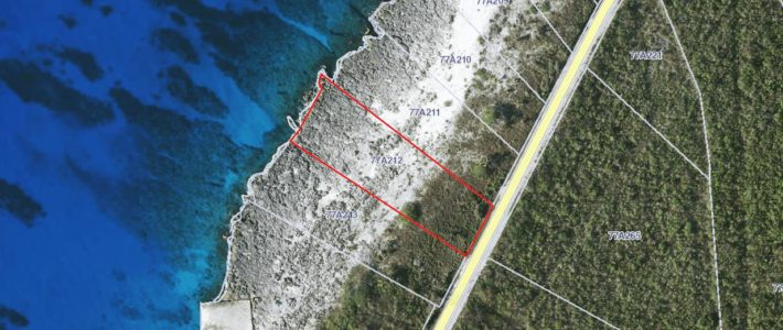 LITTLE CAYMAN WEST BLK 77A PARCEL 212 NORTHWEST IRONSHORE (OFF THE MARKET)
