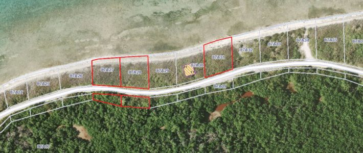 LITTLE CAYMAN EAST BLK 87A PARCELS 31